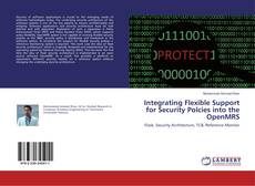 Bookcover of Integrating Flexible Support for Security Polcies into the OpenMRS