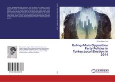 Bookcover of Ruling–Main Opposition Party Policies in Turkey:Local Election in 2014