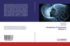 Capa do livro de Handbook of Psychiatry Volume 1