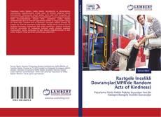 Buchcover von Rastgele İncelikli Davranışlar(MPR'de Random Acts of Kindness)