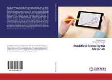 Copertina di Modified Ferroelectric Materials