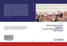 Bookcover of Seasonality in Stock Markets: A Case Study of BSE and NSE Indices