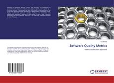 Couverture de Software Quality Metrics