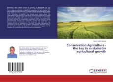 Bookcover of Conservation Agriculture - the key to sustainable agricultural growth