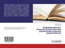 Couverture de Информационно-аналитическая система управления отделом кредитования
