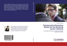 Обложка Relationship Marketing Model for the Banking Sector Industry