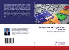 Buchcover von An Overview of Major Banks in India