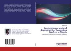 Couverture de Continuing professional development of Accounting teachers in Nigeria