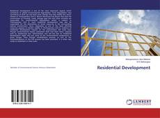 Bookcover of Residential Development