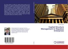 Capital Structure Management in Nepalese Enterprises kitap kapağı