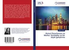 Bookcover of Konut Pazarlaması ve Marka: Stratejiler ve bir ölçek geliştirme