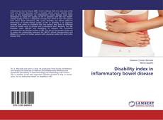 Обложка Disability index in inflammatory bowel disease
