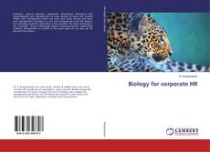 Copertina di Biology for corporate HR