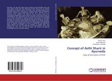 Bookcover of Concept of Asthi Sharir in Ayurveda