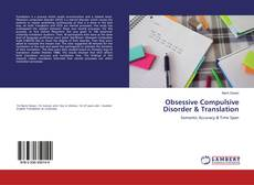Bookcover of Obsessive Compulsive Disorder & Translation
