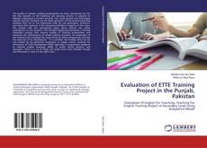 Buchcover von Evaluation of ETTE Training Project in the Punjab, Pakistan