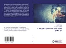 Computational Studies with MATLAB kitap kapağı