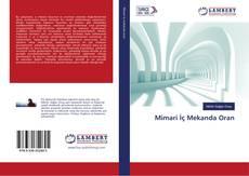 Bookcover of Mimari İç Mekanda Oran