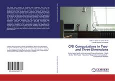 Bookcover of CFD Computations in Two- and Three-Dimensions