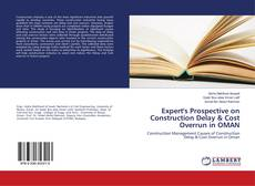 Couverture de Expert's Prospective on Construction Delay & Cost Overrun in OMAN