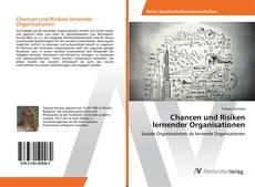 Portada del libro de Chancen und Risiken lernender Organisationen