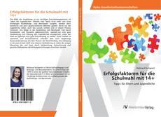 Bookcover of Erfolgsfaktoren für die Schulwahl mit 14+