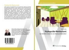 Bookcover of Styleguide-Restaurant