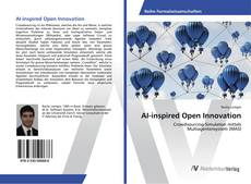 Bookcover of AI-inspired Open Innovation