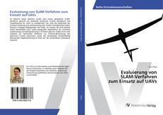 Capa do livro de Evaluierung von SLAM-Verfahren zum Einsatz auf UAVs