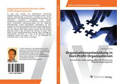 Обложка Organisationsentwicklung in Non-Profit-Organisationen