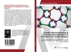 Capa do livro de Gender Mainstreaming & Diversity Management im Kollektiv mit neuen Medien