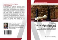 Buchcover von Psychische Erkrankung und Arbeitslosigkeit