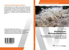 Bookcover of Hochwasser-Managementpläne