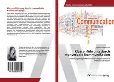 Couverture de Klassenführung durch nonverbale Kommunikation