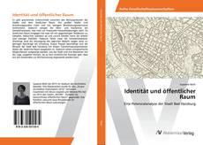 Buchcover von Identität und öffentlicher Raum