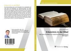Bookcover of Erkenntnis in der Bibel