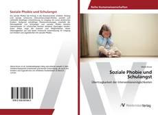 Обложка Soziale Phobie und Schulangst