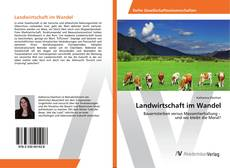 Couverture de Landwirtschaft im Wandel