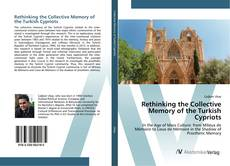 Обложка Rethinking the Collective Memory of the Turkish Cypriots