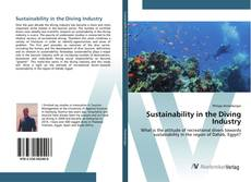 Couverture de Sustainability in the Diving Industry