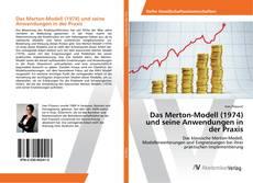 Buchcover von Das Merton-Modell (1974) und seine Anwendungen in der Praxis