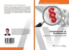 Bookcover of Schadenersatz im Nachbarrecht