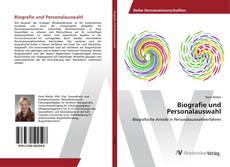 Biografie und Personalauswahl的封面