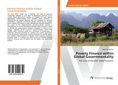 Обложка Poverty Finance within Global Governmentality
