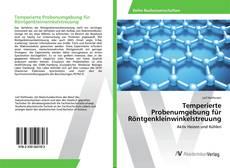 Buchcover von Temperierte Probenumgebung für Röntgenkleinwinkelstreuung