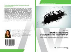 Обложка Tanztherapeutische Diagnostik und Intervention