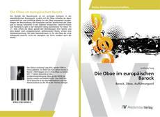 Buchcover von Die Oboe im europäischen Barock