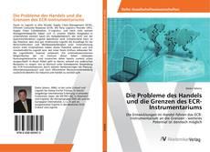 Capa do livro de Die Probleme des Handels und die Grenzen des ECR-Instrumentariums