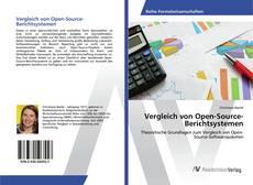 Bookcover of Vergleich von Open-Source-Berichtsystemen