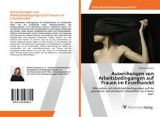 Buchcover von Auswirkungen von Arbeitsbedingungen auf Frauen im Einzelhandel